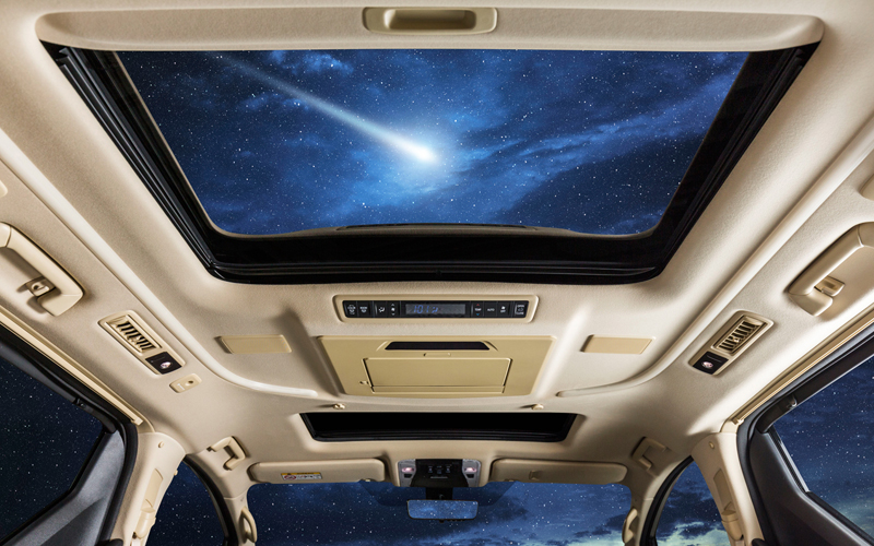 Twin Moonroofs